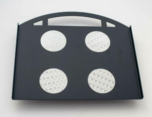 Laser-Reflektionsplatte