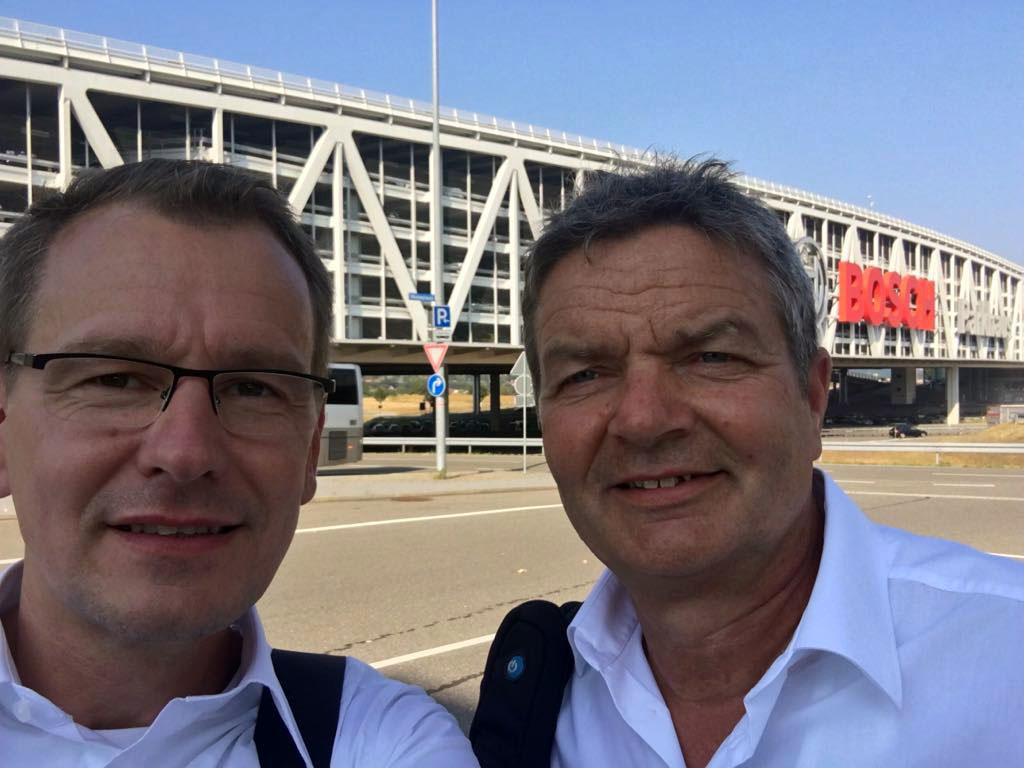 Mirko und Werner 2016